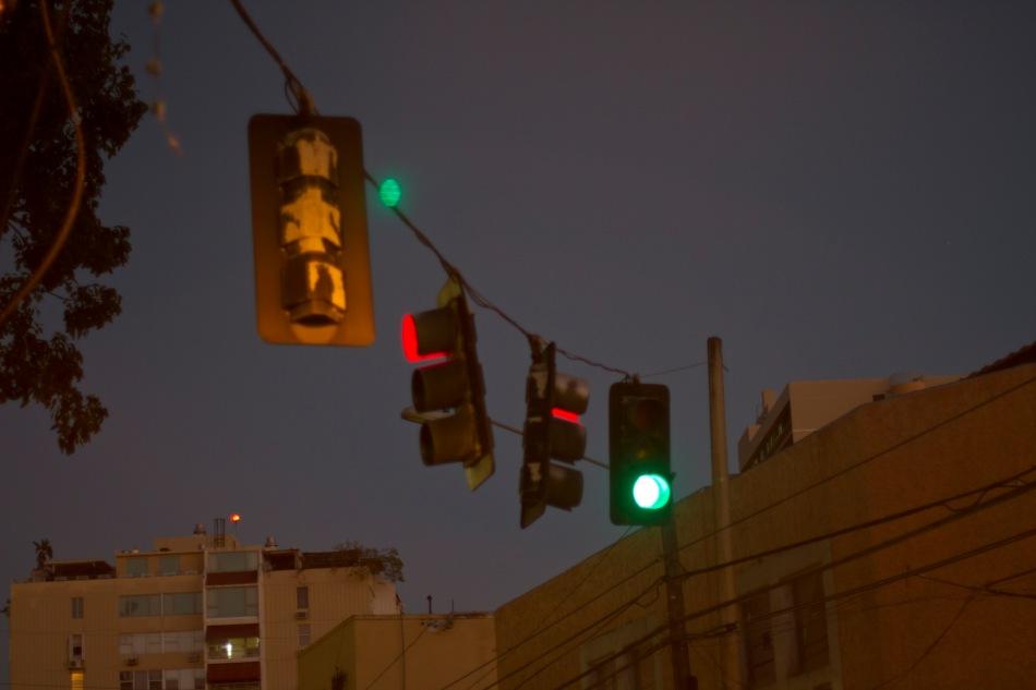green light in san juan